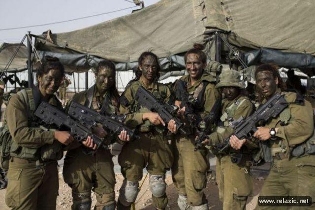 Những nữ quân nhân xinh đẹp Israel khiến giới mày râu cũng phải cúi chào ảnh 55