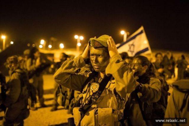 Những nữ quân nhân xinh đẹp Israel khiến giới mày râu cũng phải cúi chào ảnh 56