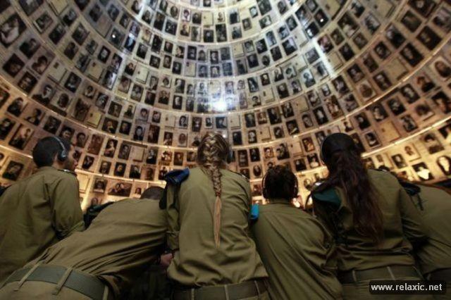 Những nữ quân nhân xinh đẹp Israel khiến giới mày râu cũng phải cúi chào ảnh 70