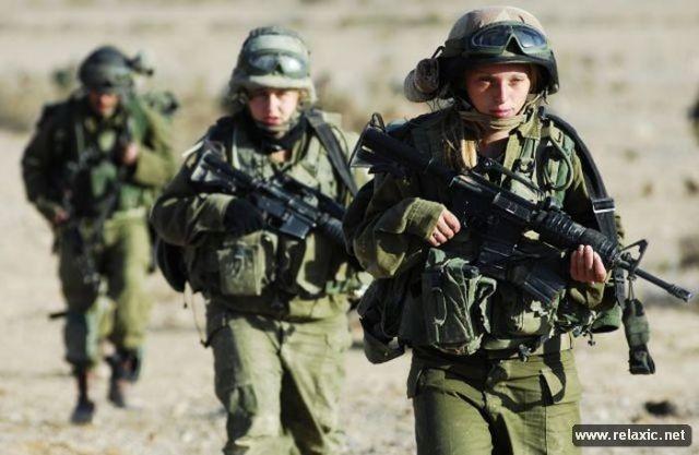 Những nữ quân nhân xinh đẹp Israel khiến giới mày râu cũng phải cúi chào ảnh 74