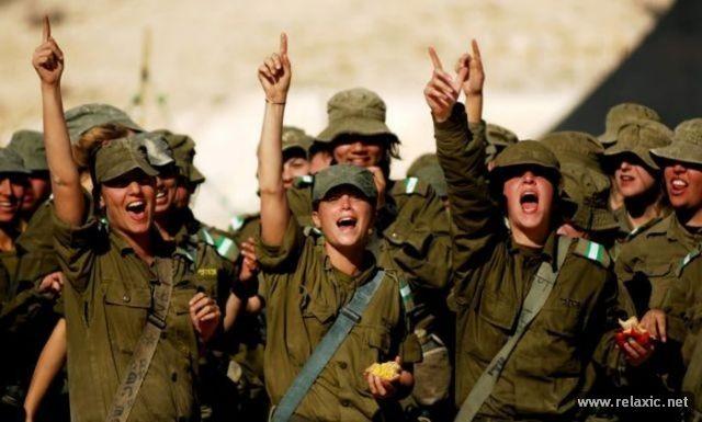 Những nữ quân nhân xinh đẹp Israel khiến giới mày râu cũng phải cúi chào ảnh 79