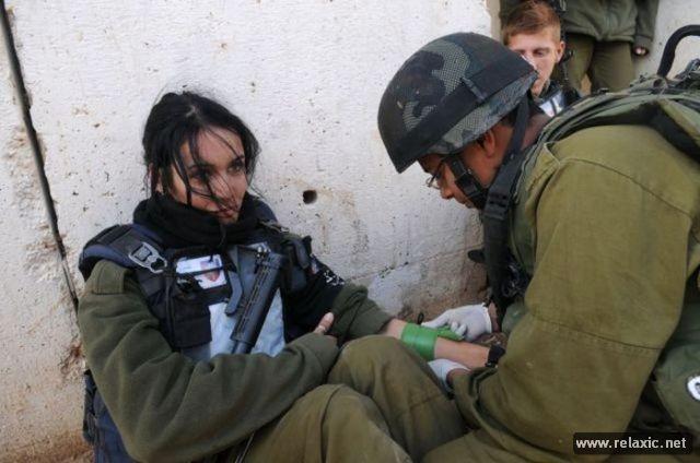 Những nữ quân nhân xinh đẹp Israel khiến giới mày râu cũng phải cúi chào ảnh 86