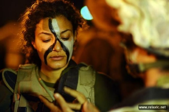 Những nữ quân nhân xinh đẹp Israel khiến giới mày râu cũng phải cúi chào ảnh 88
