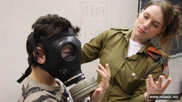Những nữ quân nhân xinh đẹp Israel khiến giới mày râu cũng phải cúi chào ảnh 94