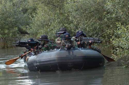 Bí mật lực lượng đặc nhiệm Indonesia KOPASSUS ảnh 10
