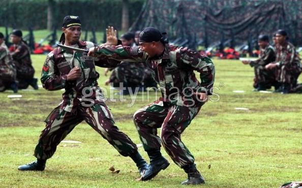 Bí mật lực lượng đặc nhiệm Indonesia KOPASSUS ảnh 9