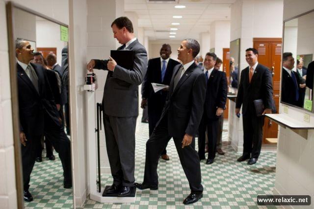 Tổng thống quyền lực nhất thế giới giữa đời thường ảnh 11