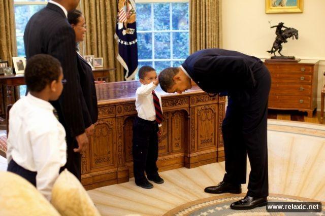 Tổng thống quyền lực nhất thế giới giữa đời thường ảnh 15