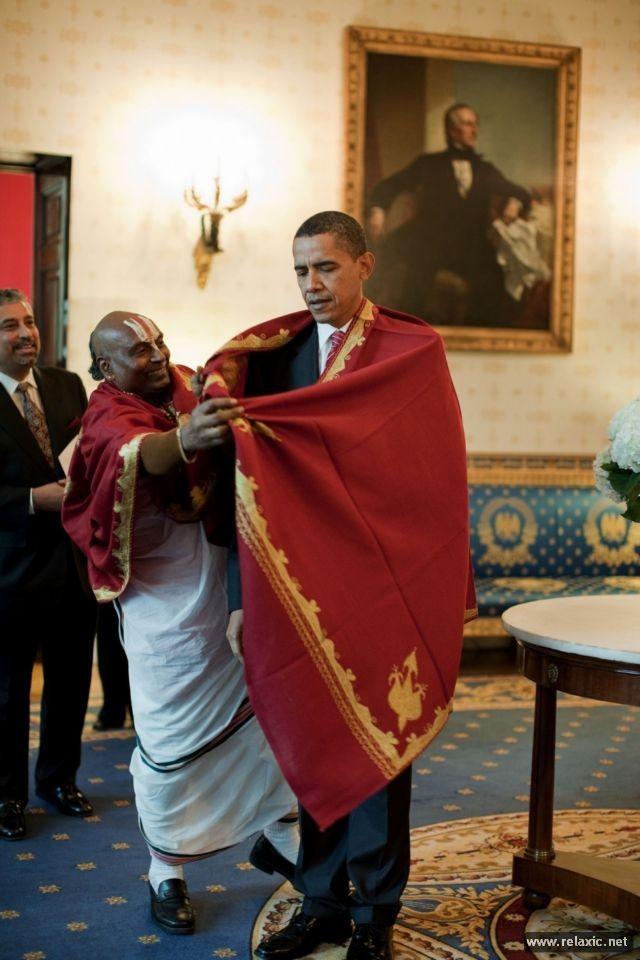 Tổng thống quyền lực nhất thế giới giữa đời thường ảnh 30