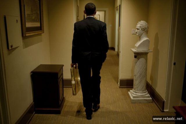 Tổng thống quyền lực nhất thế giới giữa đời thường ảnh 33