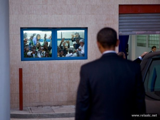 Tổng thống quyền lực nhất thế giới giữa đời thường ảnh 46