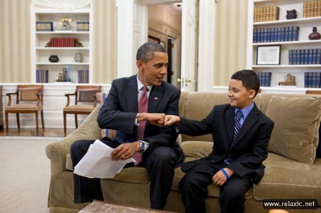 Tổng thống quyền lực nhất thế giới giữa đời thường ảnh 80