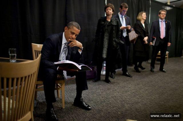 Tổng thống quyền lực nhất thế giới giữa đời thường ảnh 85