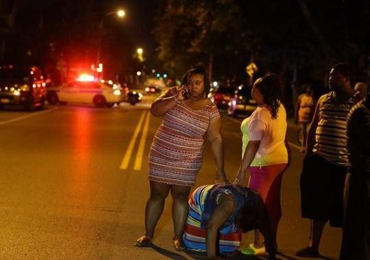 Xả súng ở New York, 3 người chết, 4 người bị thương ảnh 1
