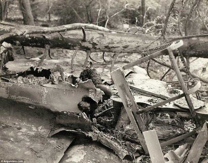 Chùm ảnh bi thảm Đại chiến thế giới thứ II của tướng 4 sao Mỹ ảnh 14
