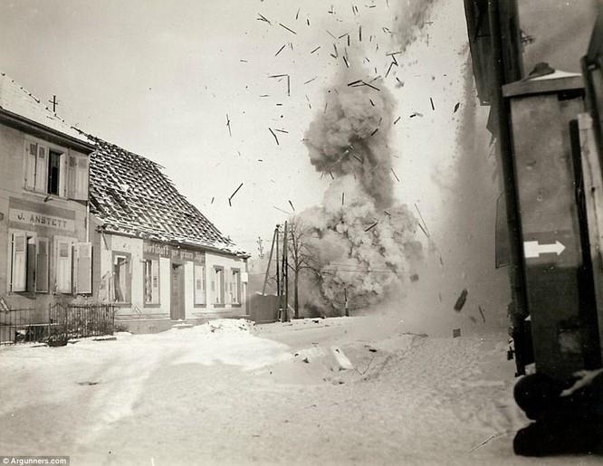 Chùm ảnh bi thảm Đại chiến thế giới thứ II của tướng 4 sao Mỹ ảnh 19