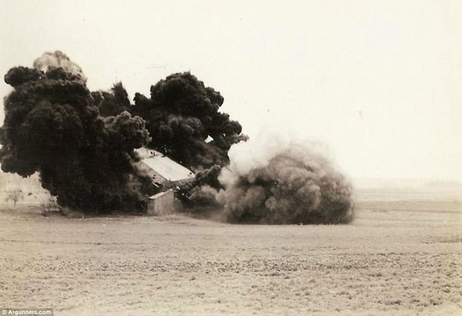Chùm ảnh bi thảm Đại chiến thế giới thứ II của tướng 4 sao Mỹ ảnh 20