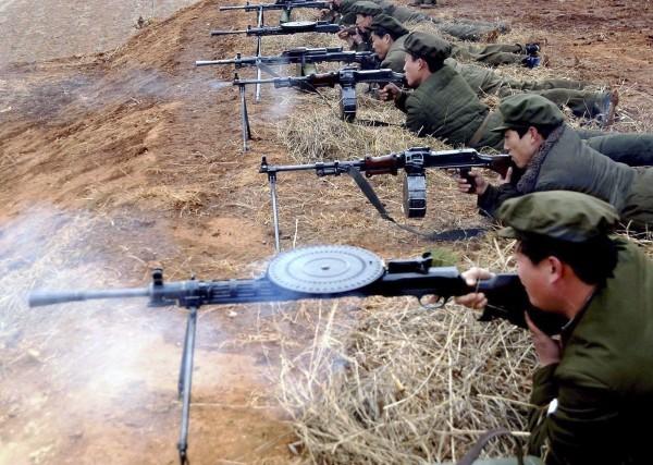 Triều Tiên lệnh cho binh sỹ bước vào trạng thái chiến tranh ảnh 6