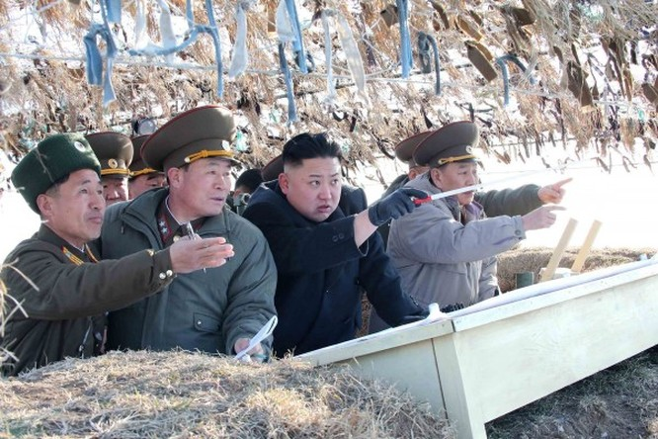 Triều Tiên lệnh cho binh sỹ bước vào trạng thái chiến tranh ảnh 8