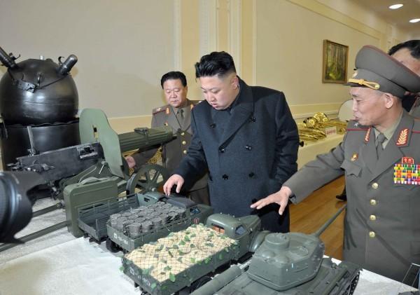 Triều Tiên lệnh cho binh sỹ bước vào trạng thái chiến tranh ảnh 9