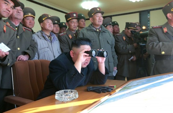 Triều Tiên lệnh cho binh sỹ bước vào trạng thái chiến tranh ảnh 10