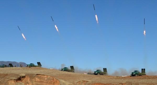 Triều Tiên lệnh cho binh sỹ bước vào trạng thái chiến tranh ảnh 15