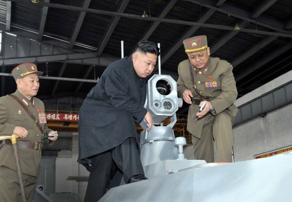 Triều Tiên lệnh cho binh sỹ bước vào trạng thái chiến tranh ảnh 22