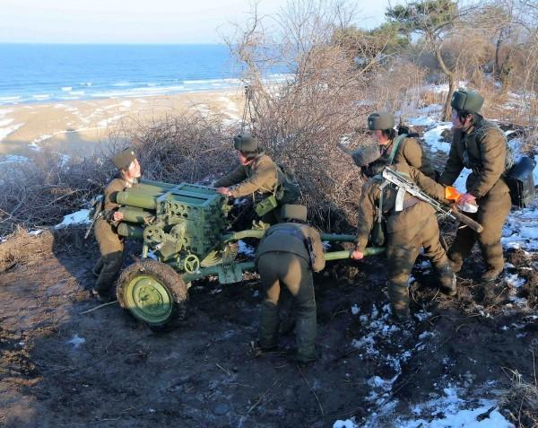 Triều Tiên lệnh cho binh sỹ bước vào trạng thái chiến tranh ảnh 24