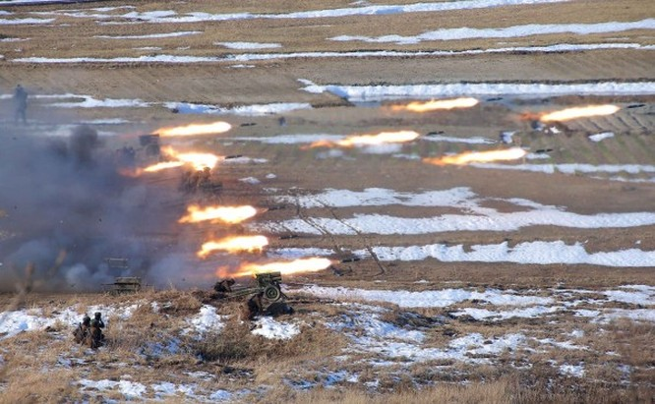 Triều Tiên lệnh cho binh sỹ bước vào trạng thái chiến tranh ảnh 25