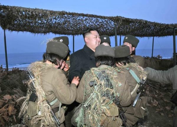 Triều Tiên lệnh cho binh sỹ bước vào trạng thái chiến tranh ảnh 26