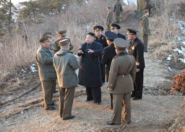Triều Tiên lệnh cho binh sỹ bước vào trạng thái chiến tranh ảnh 27