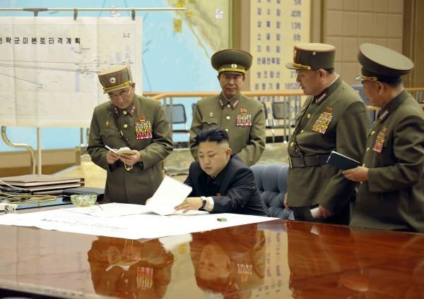 Triều Tiên lệnh cho binh sỹ bước vào trạng thái chiến tranh ảnh 30