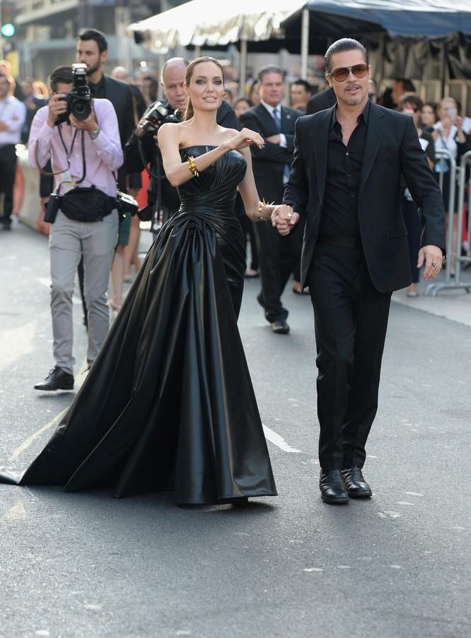 Sự thay đổi phong cách của Angelina Jolie ảnh 34