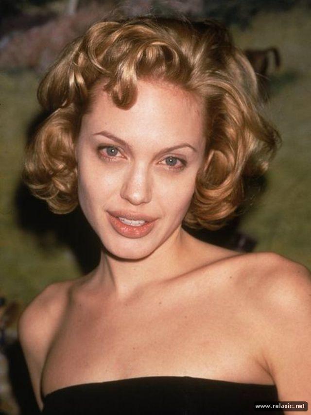 Sự thay đổi phong cách của Angelina Jolie ảnh 1