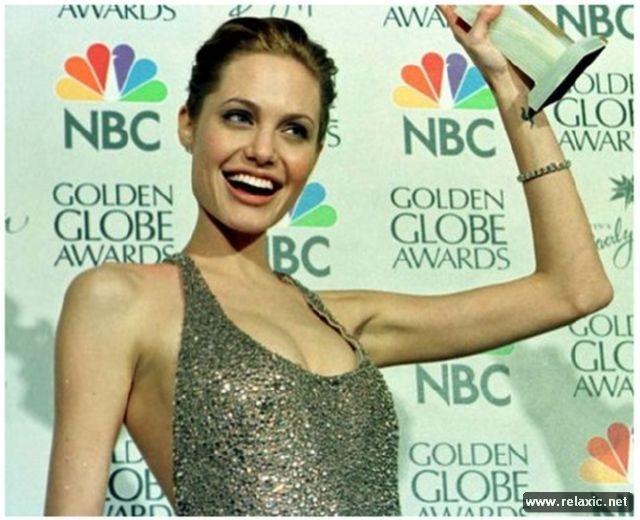 Sự thay đổi phong cách của Angelina Jolie ảnh 3