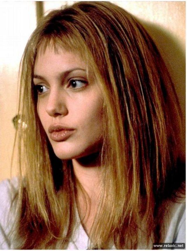 Sự thay đổi phong cách của Angelina Jolie ảnh 4