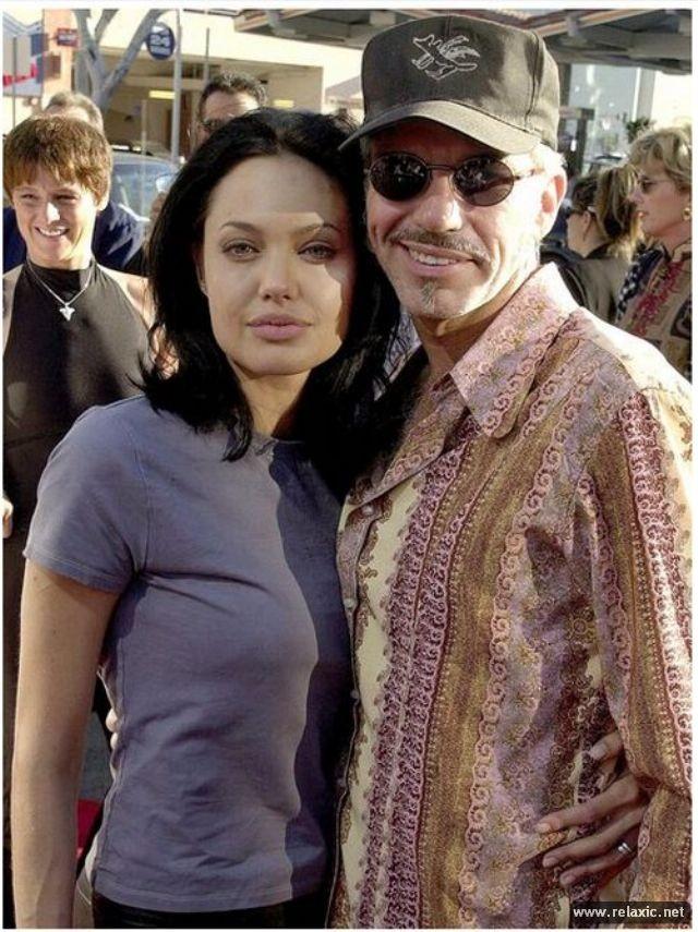 Sự thay đổi phong cách của Angelina Jolie ảnh 7