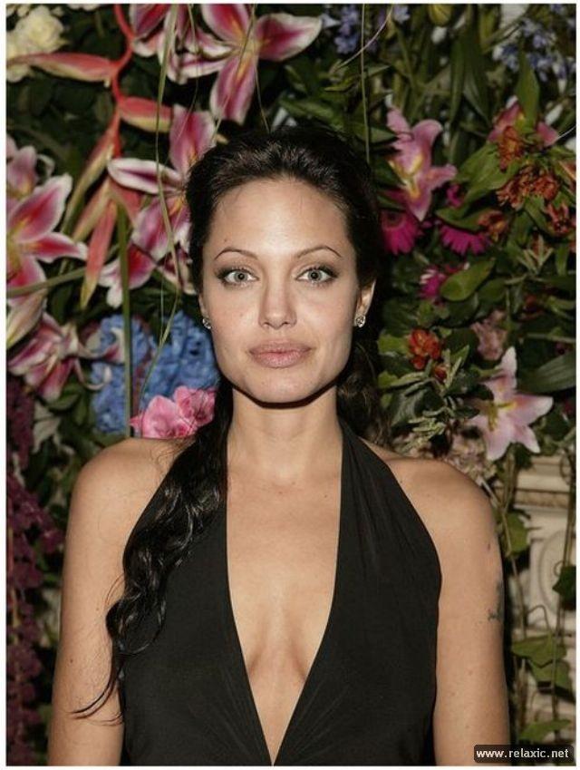 Sự thay đổi phong cách của Angelina Jolie ảnh 11