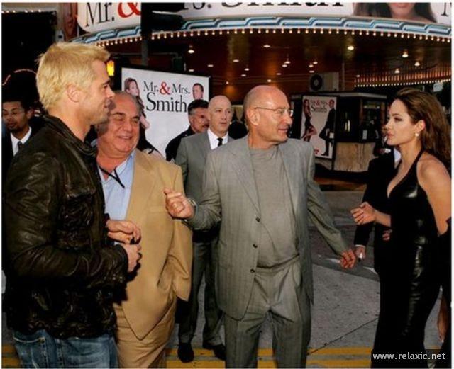 Sự thay đổi phong cách của Angelina Jolie ảnh 16