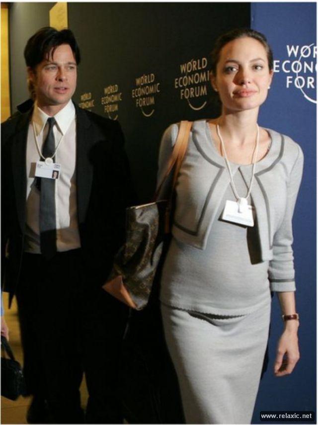 Sự thay đổi phong cách của Angelina Jolie ảnh 17