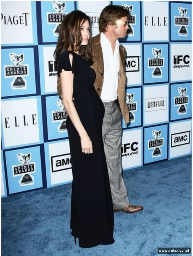 Sự thay đổi phong cách của Angelina Jolie ảnh 19