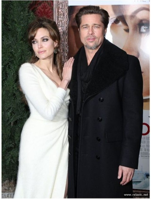 Sự thay đổi phong cách của Angelina Jolie ảnh 25