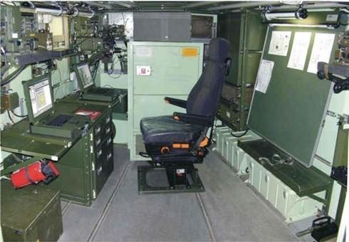 Hệ thống điều hành tác chiến pháo binh chiến trường siêu hiện đại ảnh 6