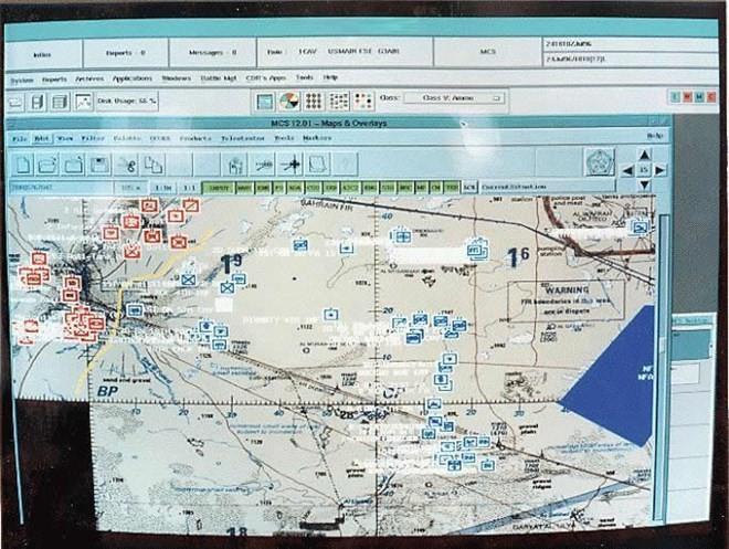 Hệ thống điều hành tác chiến pháo binh chiến trường siêu hiện đại ảnh 8