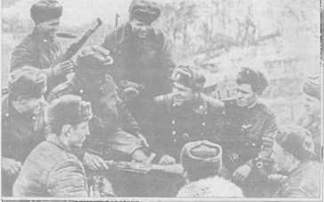 Cuộc xung đột đẫm máu trên đảo Damanski (phần 2) ảnh 2