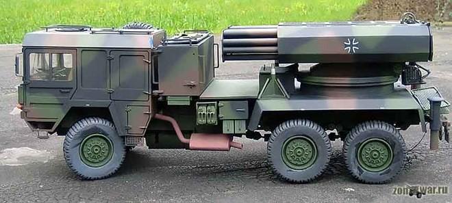 Hệ thống điều hành tác chiến pháo binh chiến trường siêu hiện đại ảnh 2