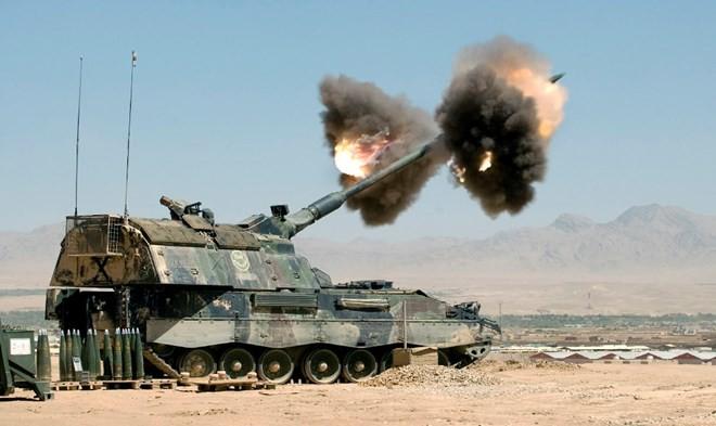 Hệ thống điều hành tác chiến pháo binh chiến trường siêu hiện đại ảnh 1