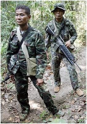 Đặc nhiệm hải quân Thái Lan, sức mạnh đáng gờm ở Đông Nam Á ảnh 8