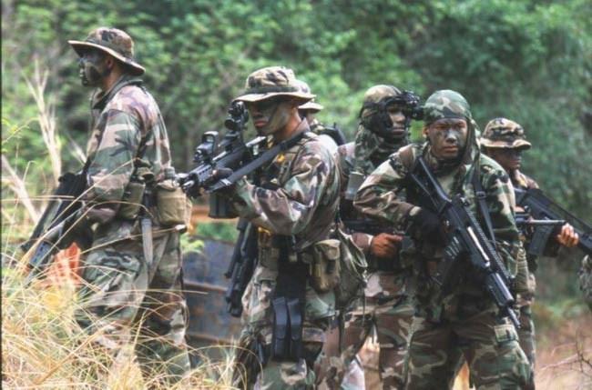 Đặc nhiệm hải quân Thái Lan, sức mạnh đáng gờm ở Đông Nam Á ảnh 4