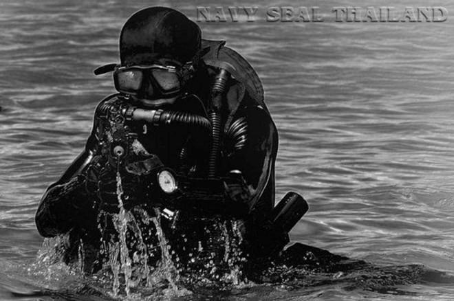 Đặc nhiệm hải quân Thái Lan, sức mạnh đáng gờm ở Đông Nam Á ảnh 3